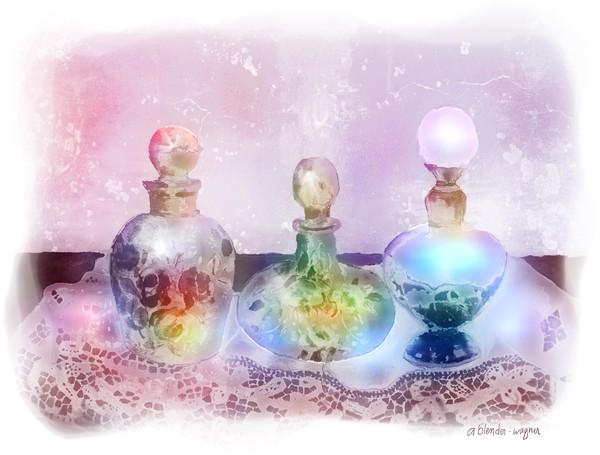 Fancy Perfume Bottles
