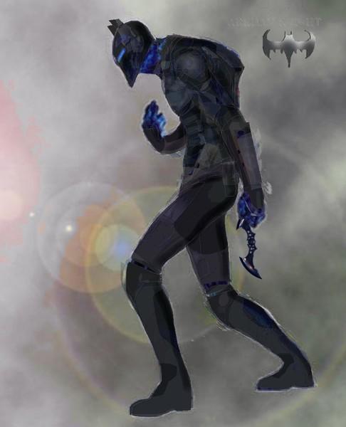 Arkham Knight-I