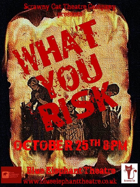 What You Risk Poster