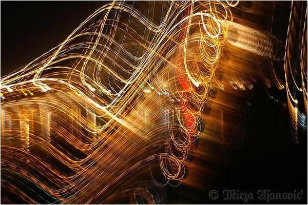 Painting MUSIC with Light 4U