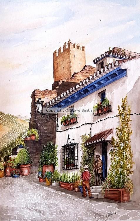 Andalusia.