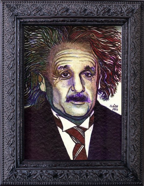 Albert's colorful life!