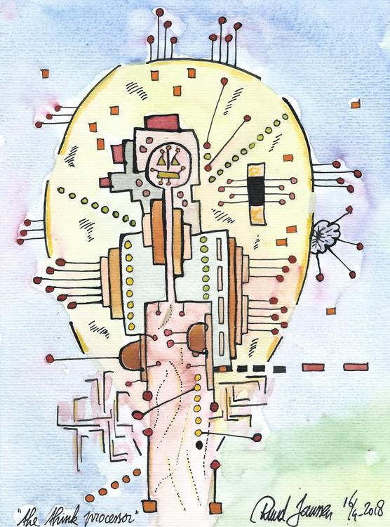 The Think Processor