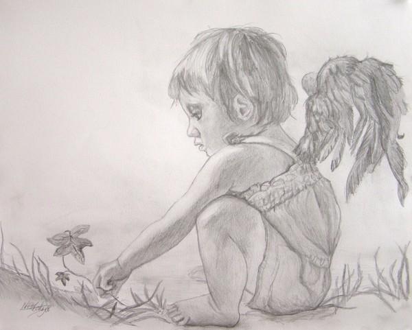 Cherub and Ivy