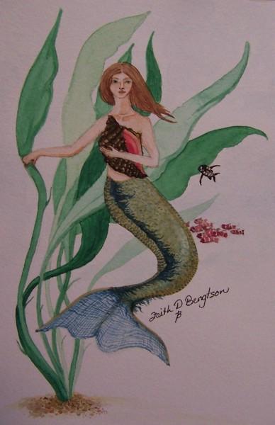 The Mermaid's gift