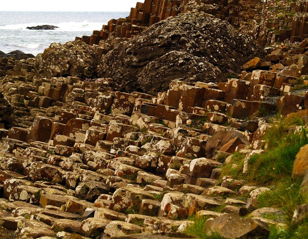 Nature's Geometry I- Giant's Causeway