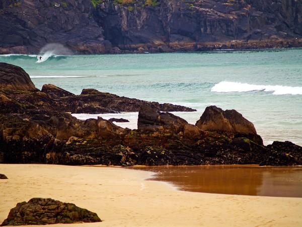 Surfing in Ireland!