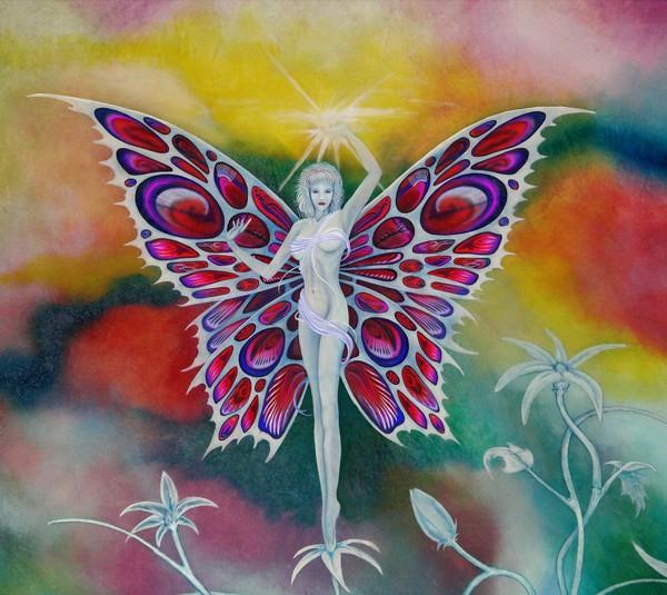 tiedie fairy
