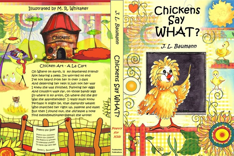 Chickens Say WHAT compressed
