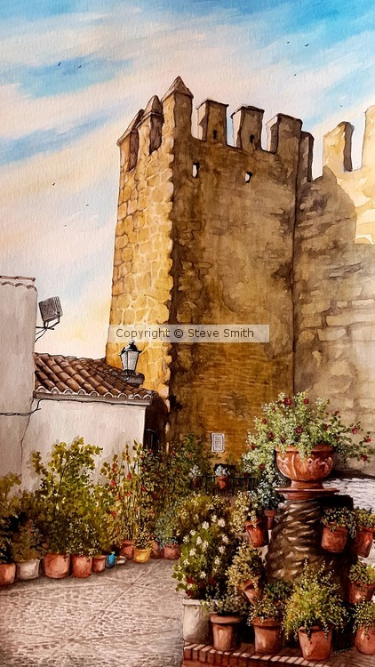 Castillo de Iznajar