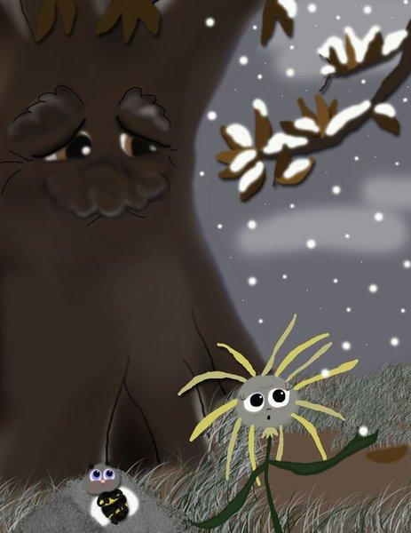 A Bee Called Kangaroo-End