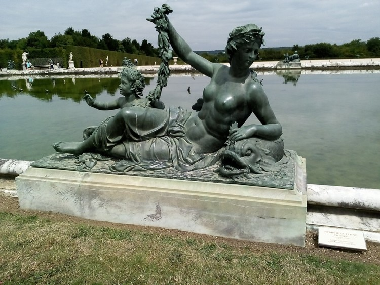 Sculpture  in France