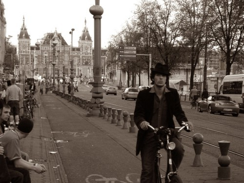 Amsterdam Rider