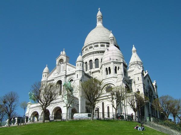 Sacred Heart / Sacré-Coeur Basilica