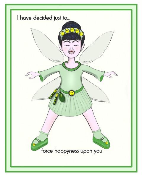 happyness fairy