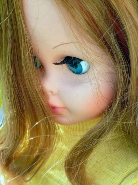 Lorella italian doll in colour 1980's