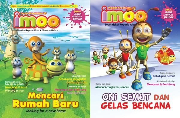children magazine covers
