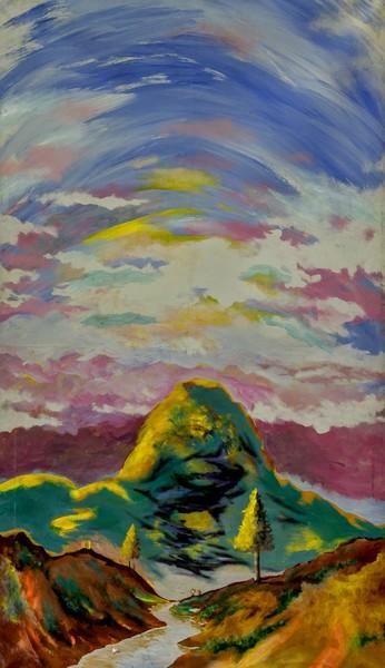 Mountain Rising