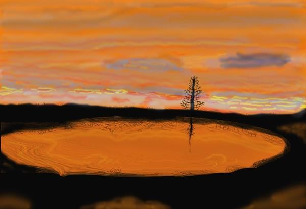O259 Sunset