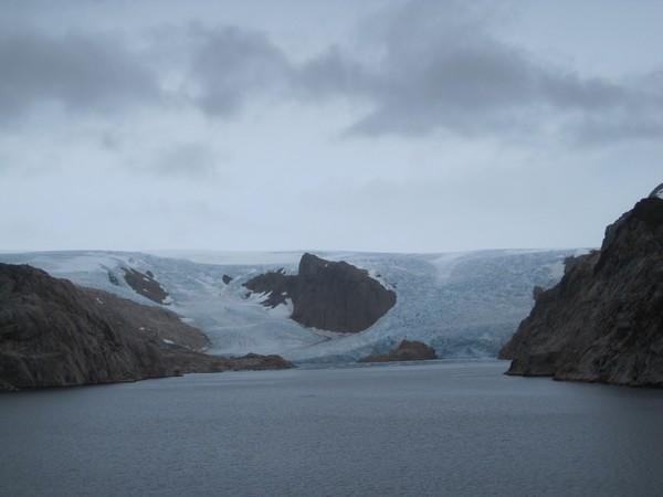 Prince Christian Sound Greenland Glaciers