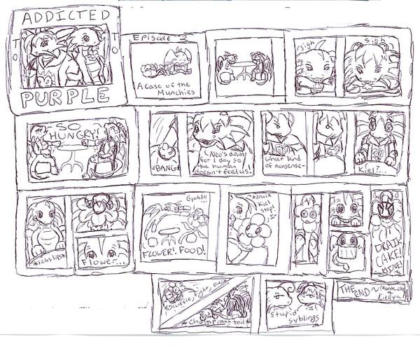 Monte and Kiel Comic 2