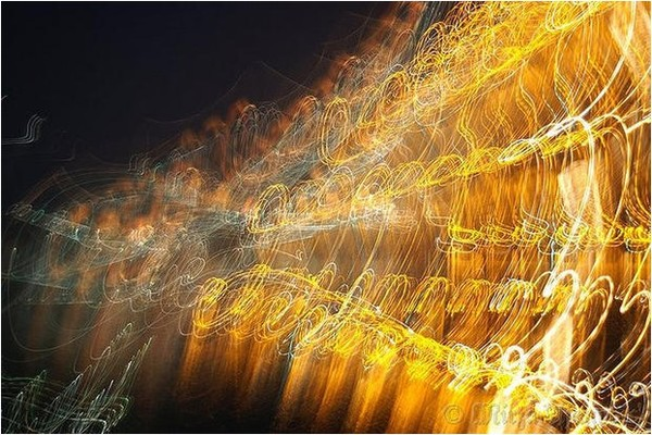 Painting MUSIC with Light  Finale Furioso
