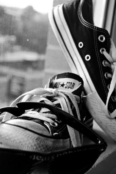Black and White AllStar