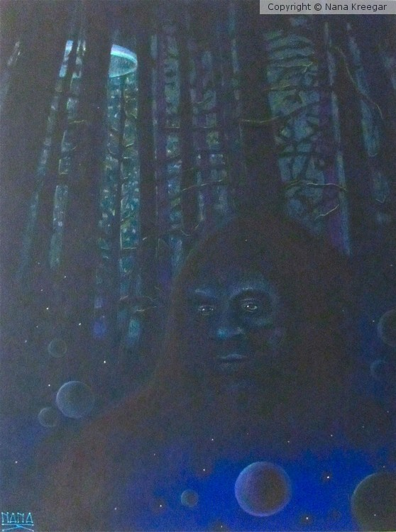 Sasquatch and The UFO Connection