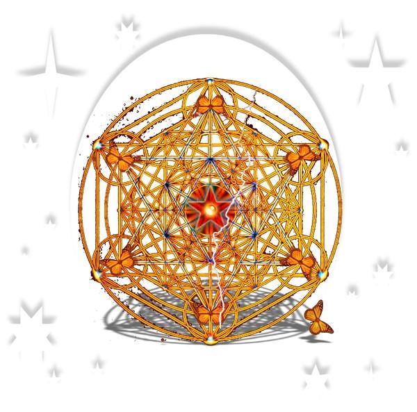 Metatron's Cube Metamorphosis