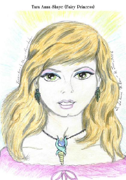 Tara Anna Shaye (Fairy Princess)