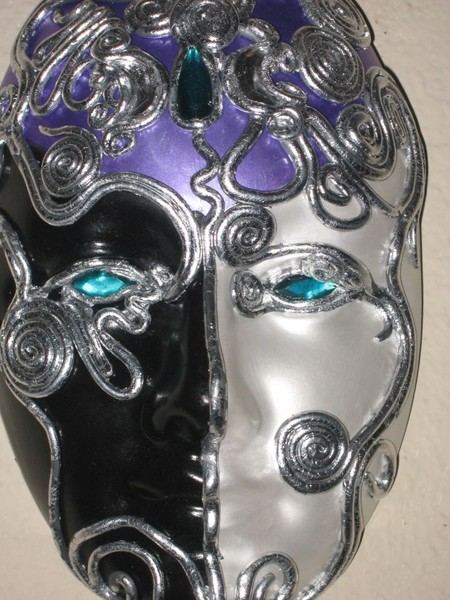 Esoteric mask