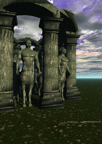 THE TEMPLE GUARDIANS