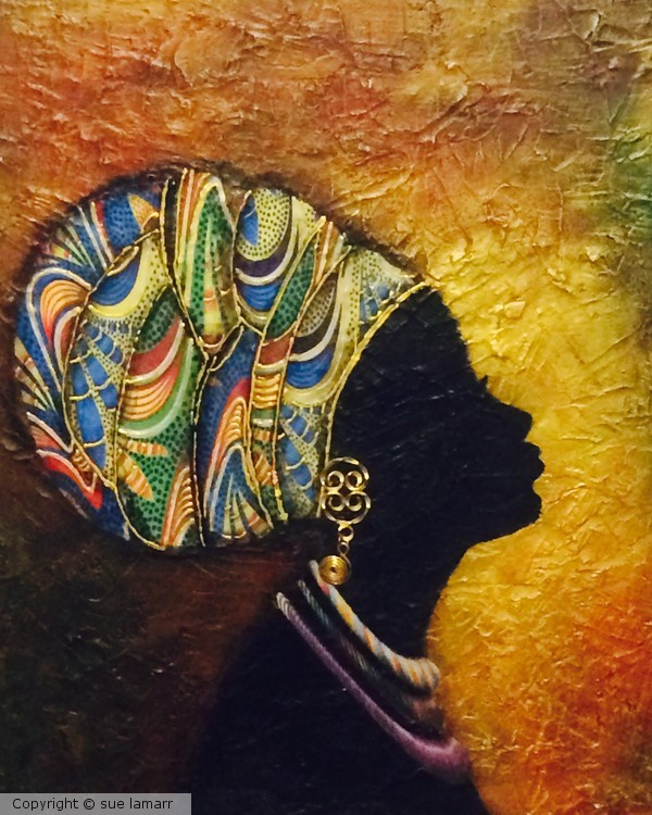 African Lady#1