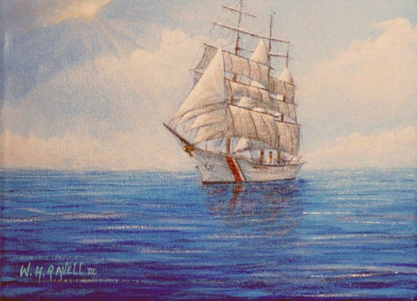 Coast Guard Barque