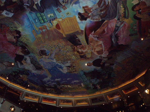 Ceiling of Masters