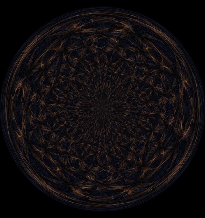 Morphed Art Globe 31