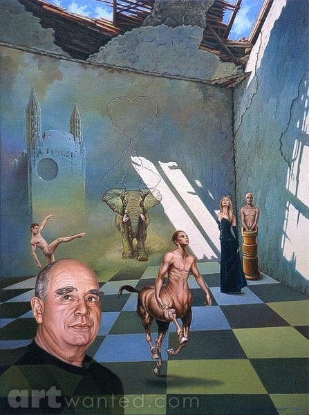 The chess draught of an Centaur