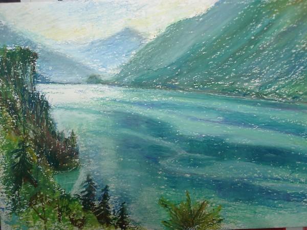 Brienzersee(Lake of Brienz)