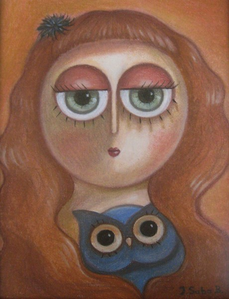 My little owl 7 (SOLD)