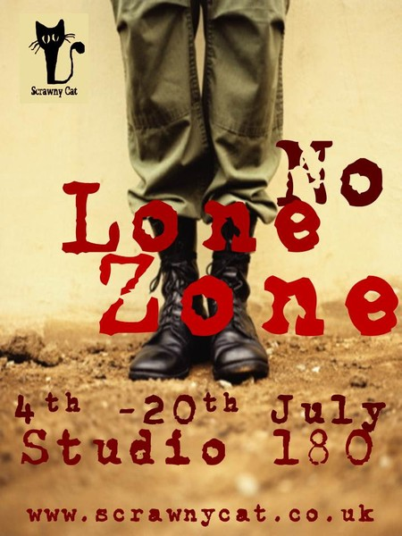 No Lone Zone Poster