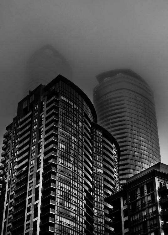 Downtown Toronto Fogfest No 22