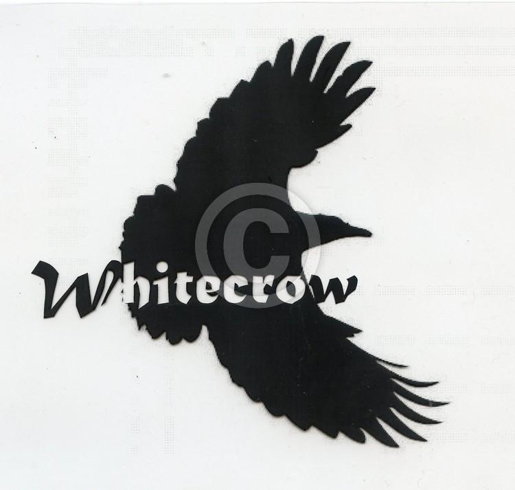 The Whitecrow, Brand/Logo Design