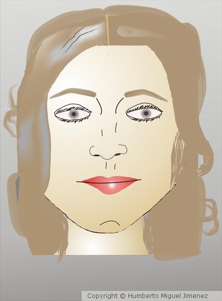 Nuevo retrato de Yulka