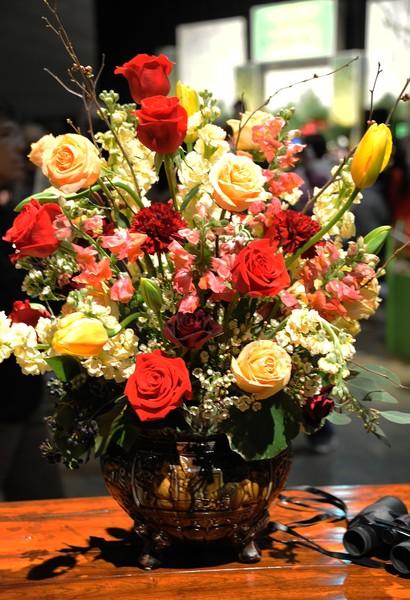 Philadelphia Floral Show bouquet