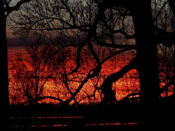 Hermatige Sunset