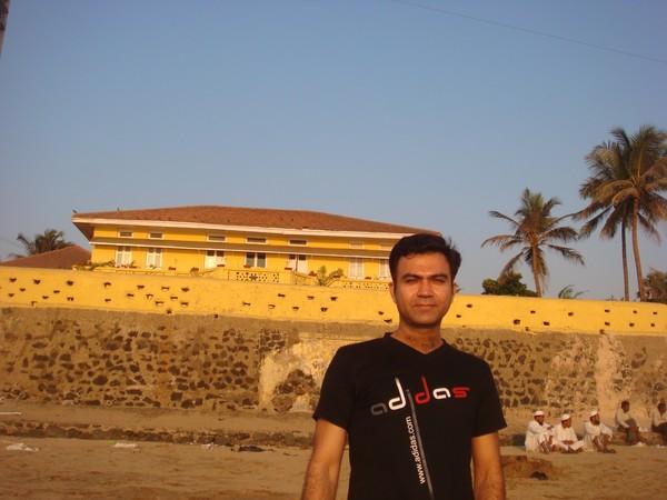 Versova beach dariya mahal Mumbai