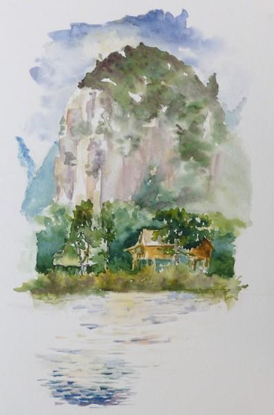 Laos - Vang Vien