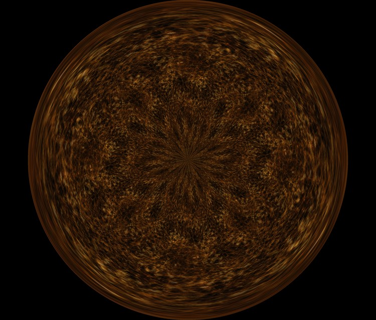Morphed Art Globe 32