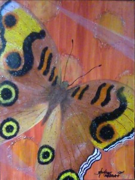 Airbender - The Buckeye Butterfly
