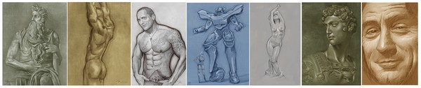 Concept Sketch Collection 1